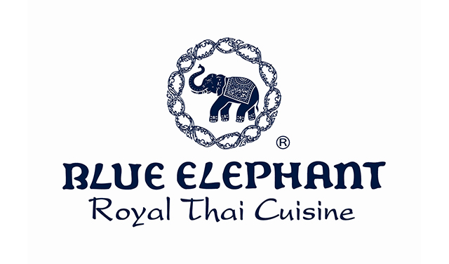 blue elephant markenlogo