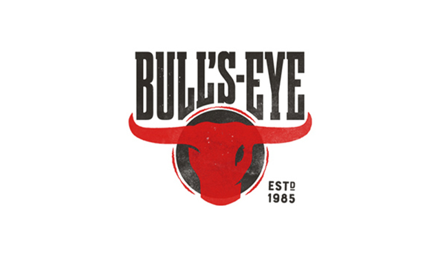 bulls eye markenlogo