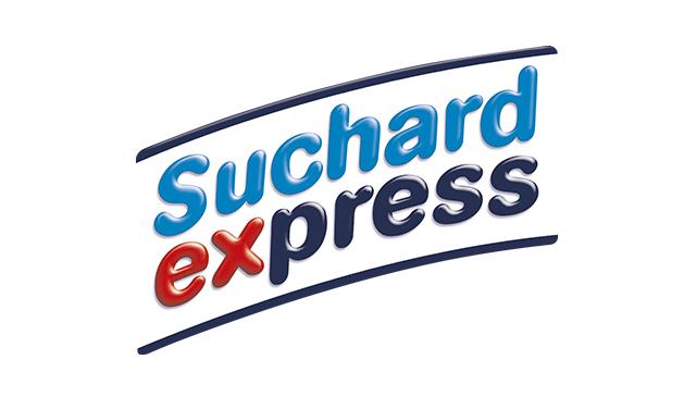 suchard express Markenlogo