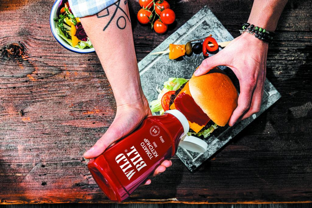 wild bill ketchup